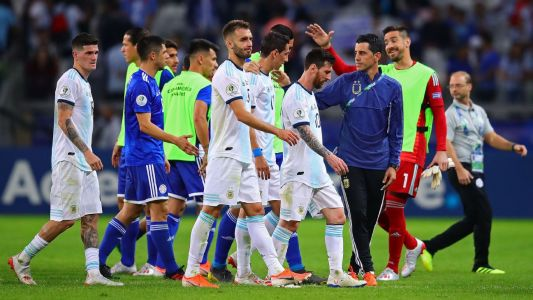 Messi ensures Argentina live to fight another day