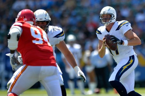 NFL Week 3 matchups to watch: Can Philip Rivers jolt Chargers against Rams?