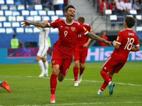 World Cup Betting Tips: Price boost on Smolov to score for Russia against Saudi Arabia