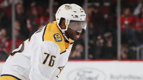 P.K. Subban excited to team with Hall, Hughes, Hischier in attempt at Devils revival