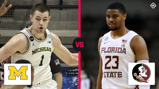 Michigan vs. Florida State odds, picks, predictions for March Madness Sweet 16 game
