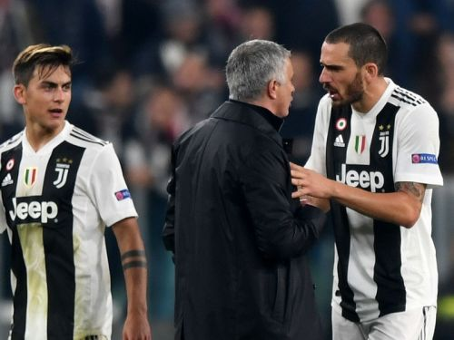Dybala: I didn't insult Mourinho and can work well with Ronaldo