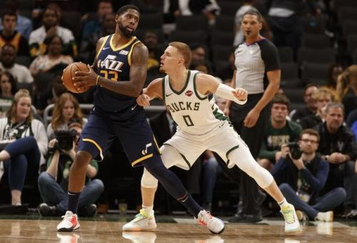 Utah Jazz vs. Milwaukee Bucks - 11/8/19 NBA Pick, Odds, and Prediction
