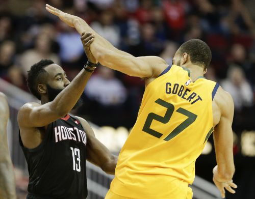 '100 percent of the people know': Jazz, refs have trouble with James Harden