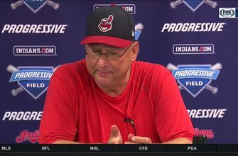 Francona after Indians fight back but lose in extras to White Sox