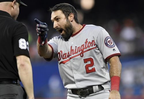 Adam Eaton on words with Todd Frazier: 'He's very childish'