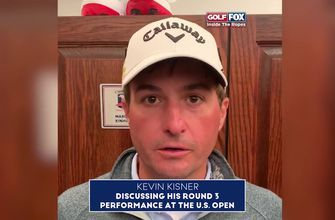 Inside the Ropes: Kevin Kisner on the adjustments he will make for the final round of the 2019 U.S Open