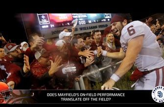 Were you impressed with Baker Mayfield's interview on The Herd?