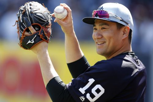 DL'd Tanaka is encouraged by progress, faces test Sunday