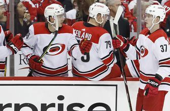 Will missing two regulars impact Hurricanes' gameplan vs. Capitals in Game 4?