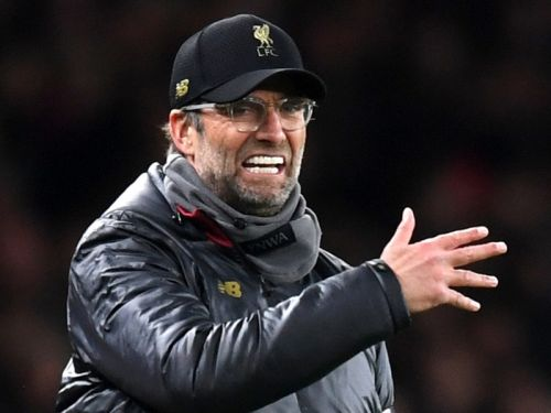'Top four not enough for Klopp & Liverpool' - Reds have to win a trophy, says Fowler