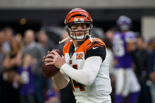 Bengals training camp questions: Can Andy Dalton bounce back?