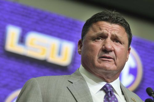 Fisher's shadow also looms large at LSU