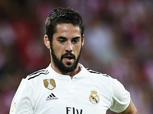 Solari saw Isco out of shape - Ceballos