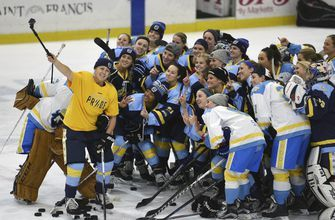 APNewsBreak: Commish: 1 women's hockey league 'inevitable'