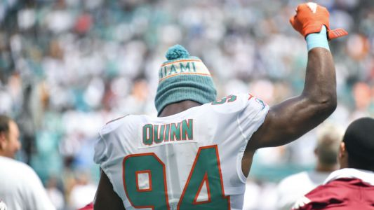 NFL trade rumors: Cowboys in talks with Dolphins to get DE Robert Quinn