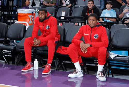 Report: Wizards Showing 'Willingness' to Trade John Wall and Bradley Beal