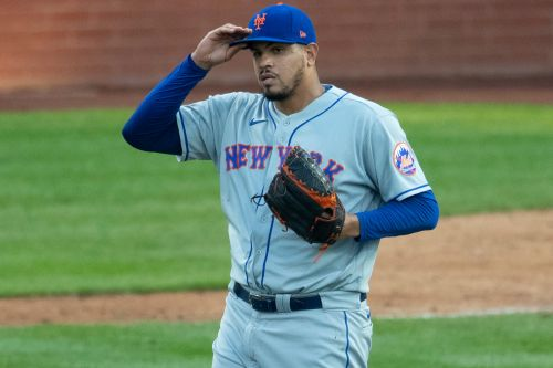 Mets' Dellin Betances lasted one appearance before going on IL