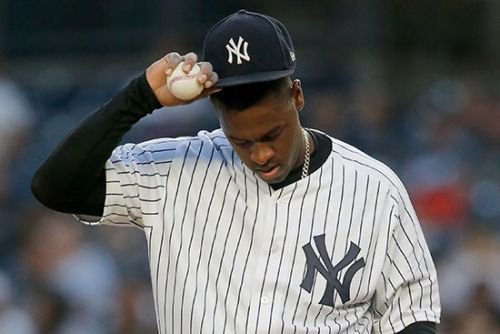 Yankees must resist hitting Luis Severino panic button - for now