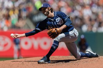 Padres report cards: Grading each member of the pitching staff at the break
