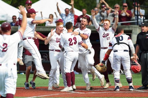 Record season puts Fordham on college baseball's biggest stage