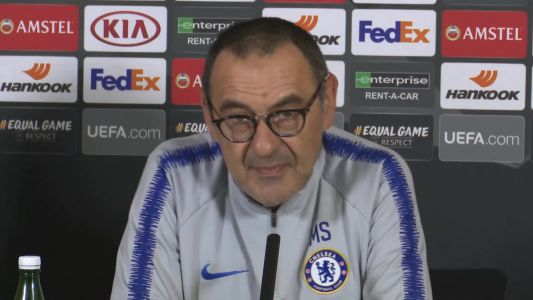 I'm really disappointed about the situation - Sarri on Mkhitaryan