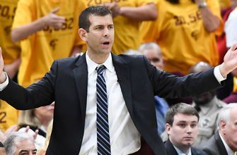 Nick Wright reveals what Brad Stevens must do to right the ship in Boston in the East's Game 5