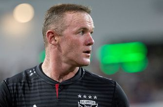 Wayne Rooney's two goals lead DC United over Portland Timbers