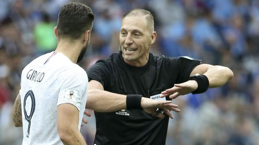 World Cup 2018: Nestor Pitana to referee France-Croatia final