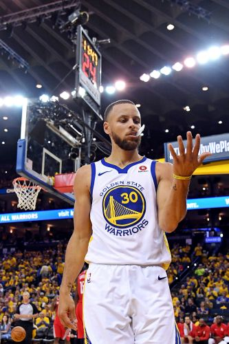 Steph Curry cooks as Warriors dominate Rockets in Game 3 of Western Conference finals