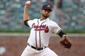 Braves hold on after Anibal flummoxes Padres