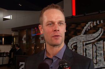 Justin Morneau reflects on being named to Twins Hall of Fame