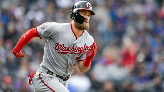 MLB hot stove: Phillies, Bryce Harper in Las Vegas, reports say