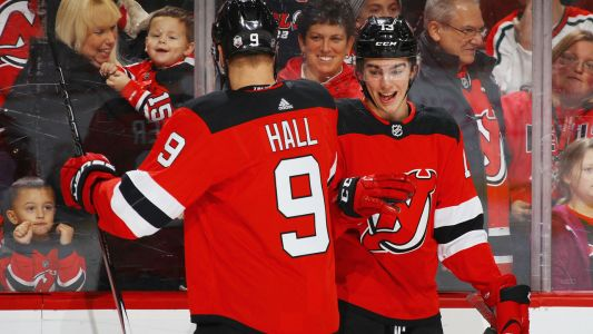 Taylor Hall craving more success after getting a taste last season