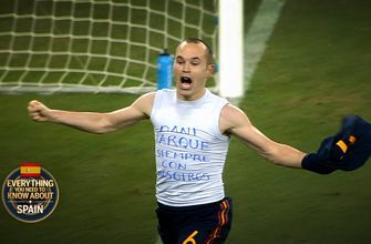 Everything you need to know about Spain heading into the FIFA World Cup