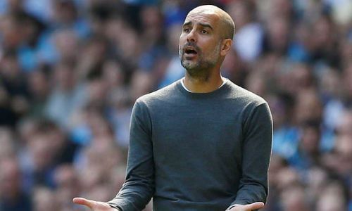 Guardiola criticises United boss Solskjaer ahead of Manchester derby
