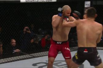 Vicente Luque KO's Chad Laprise | HIGHLIGHT | UFC FIGHT NIGHT