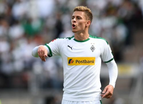 OFFICIAL - Borussia Dortmund announce signing Thorgan HAZARD