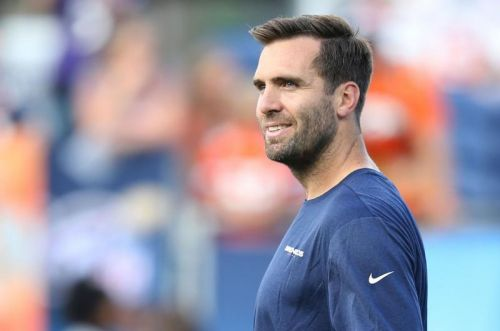 New York Jets signing ex-Baltimore Ravens QB Joe Flacco to one-year deal