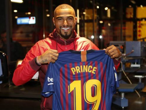 'Strangest transfer in January' - Fans shocked by Kevin-Prince Boateng's Barcelona move