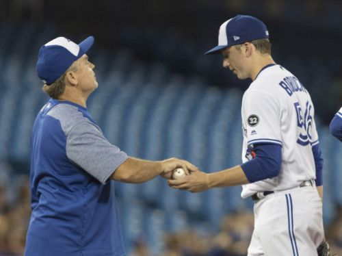 Blue Jays part ways with manager John Gibbons, bringing his second stint with the club to an end