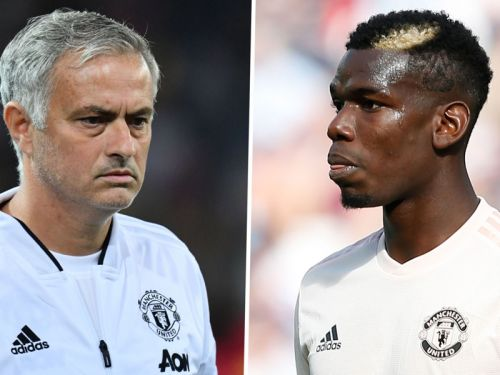 'Pogba's row with Mourinho is normal' - Man Utd rifts to be expected, says Brown