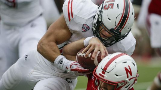 NIU's Sutton Smith hopes an offseason of 'beefcake' helps him earn Heisman recognition