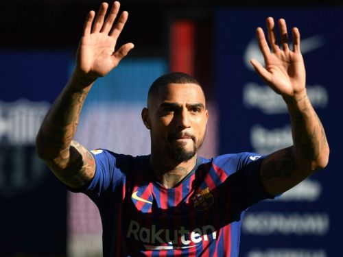'Messi the best in every world' - New Barcelona player Boateng turns back on Ronaldo allegiances