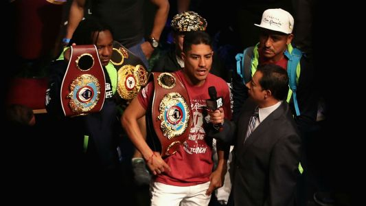 Former two-division champion Jessie Vargas to headline Oct. 6 card exclusively on DAZN