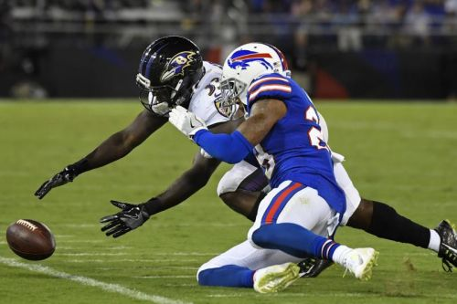 Cornerback E.J. Gaines returning to the Buffalo Bills