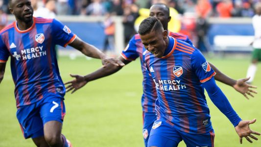 Five FC Cincinnati players are departing for int'l duty. The timing isn't great