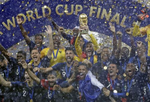 WORLD CUP: Winners and losers of the tournament in Russia