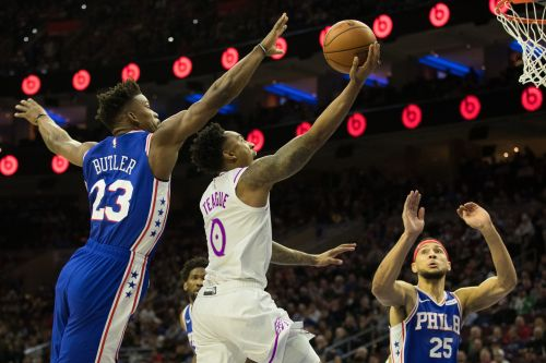 76ers hammer Timberwolves in first matchup since Jimmy Butler trade
