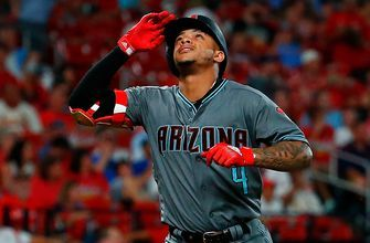Diamondbacks set the tone with a 7-run first inning as they cruise past the Rangers 19-4